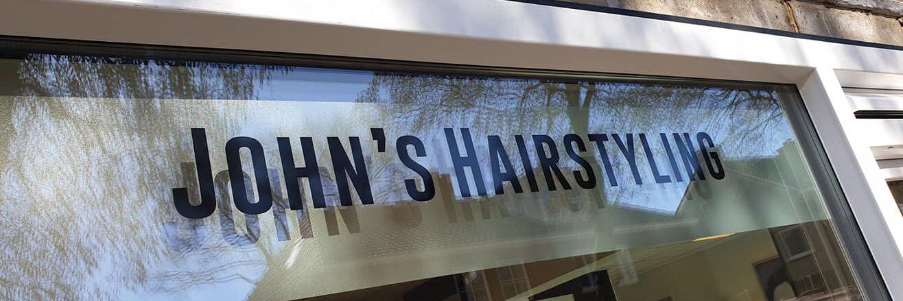 John's Hairstyling